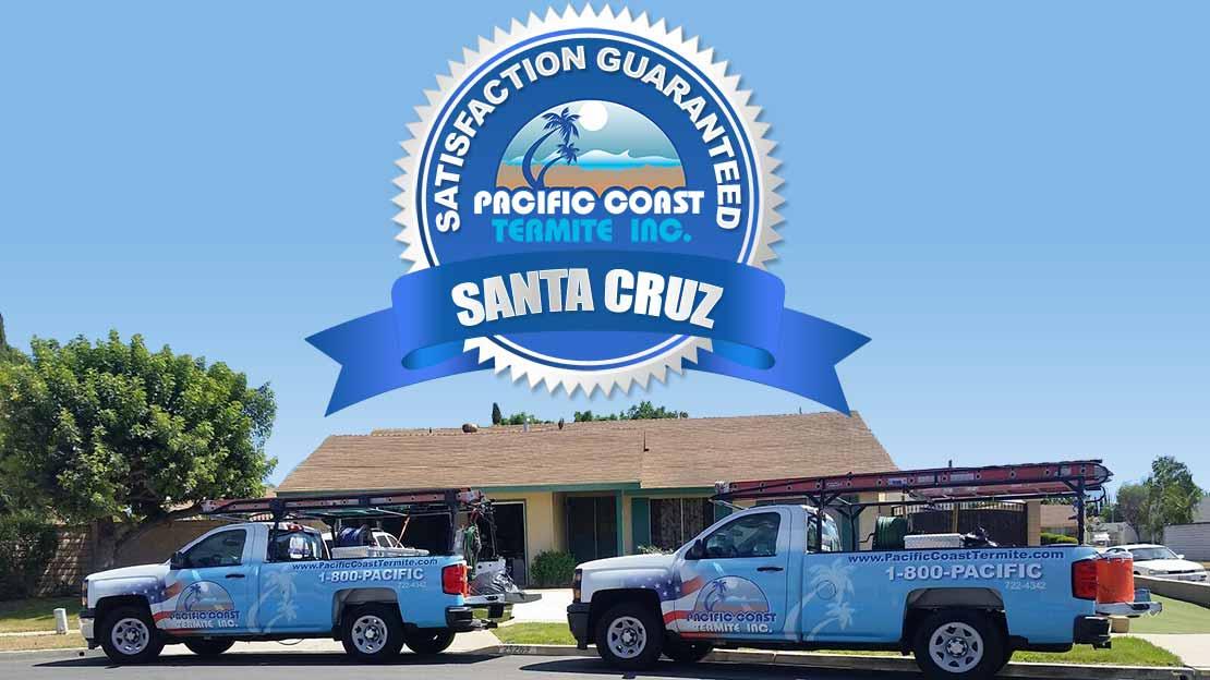 termite company Santa Cruz County CA