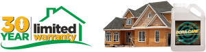 Pacific Coast Termite is authorized to treat and register homes under the Bora-Care 30 Year Limited Warranty Program