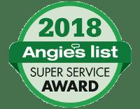 Angies List award